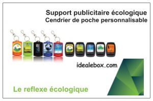 Durable,   cendrier de poche utilisable 15 ans minimum ... 2